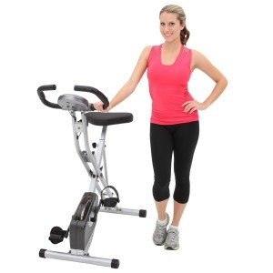 Exerpeutic Folding Upright Bike With Pulse Reviews