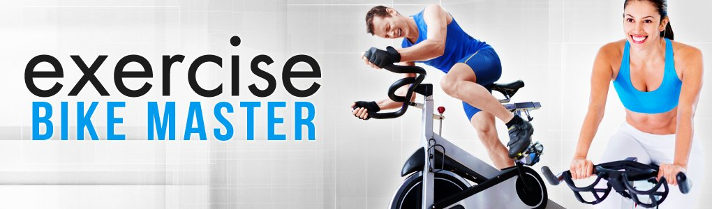 Exercise Bike Reviews • Exercise Bike Master header image