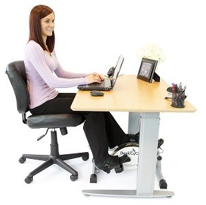 Best Stationary Bicycle Under Desk_Wider Solid Base