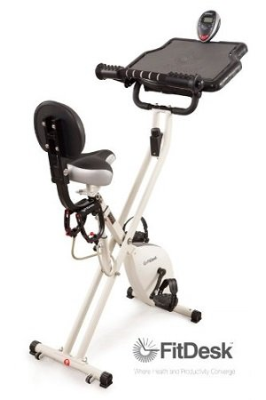 Fitdesk FDX 2.0 Desk Exercise Bike Review resistance