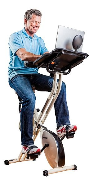 Fitdesk FDX 2.0 Desk Exercise Bike Review